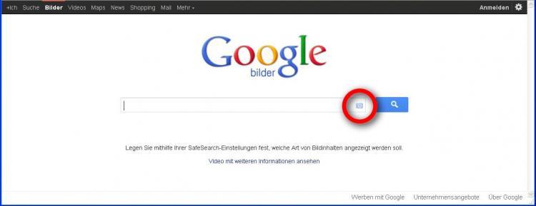 Google Suche Anhand Von Bildern