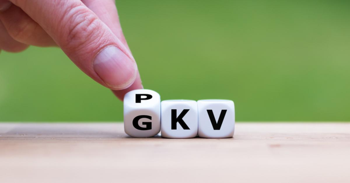 pkv in gkv wechseln